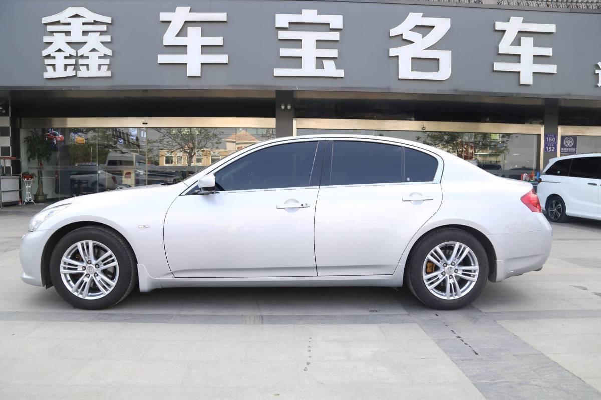 英菲尼迪 G系  2013款 G25 Sedan 豪华运动版图片