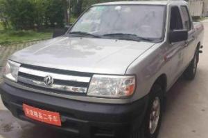2011年9月 日产 D22皮卡 2.4 两驱汽油高级型图片