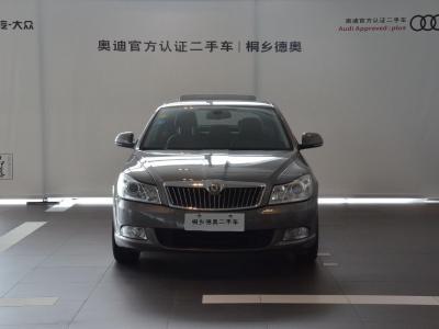 斯柯達 明銳  2012款 1.6L 手動逸俊版