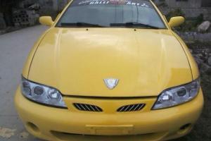 2004年 吉利美人豹 黄高清图片