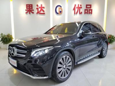 奔驰 奔驰GLC  2017款 GLC 260 4MATIC 动感型