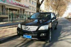 2012年6月  黄海至尊版大财神皮卡  汽油四驱