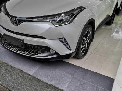 2019年2月 丰田 C-HR 2.0L 旗舰版 国V图片