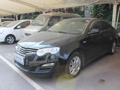 2008年12月 荣威 550 550G 1.8T 自动品仕版图片