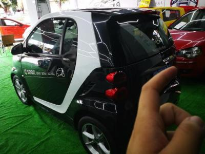 Smart Fortwo Cabrio 1.0T 城市光波激情版图片