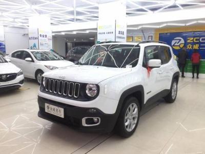 2018年1月 Jeep 自由侠 1.4T 劲能版