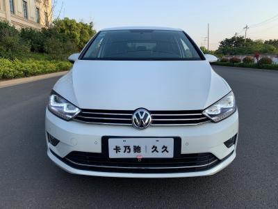 2018年3月 大众 高尔夫・嘉旅 1.6L 自动舒适型图片