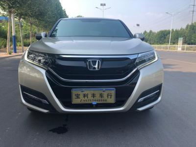 本田 UR-V  2017款 240TURBO 两驱豪华版