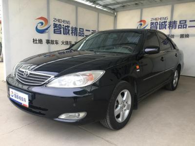 丰田2003款 凯美瑞(进口) 2.4 自动 豪华版图片