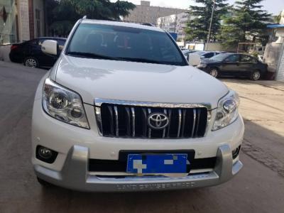 豐田 普拉多  2010款 4.0L 自動TX-L NAVI