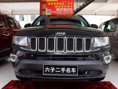 Jeep 指南者  2.4 四驱舒适版(改款)图片