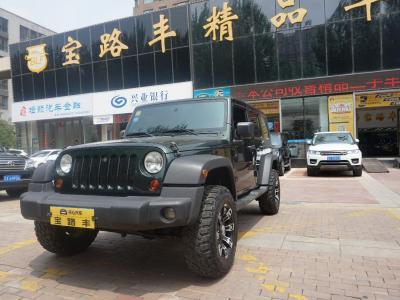 2011年1月 Jeep 牧马人  3.8L Sahara 四门版图片