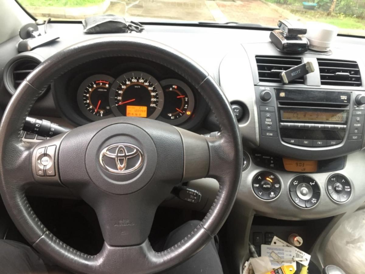 丰田 RAV4荣放  2009款 2.4L 自动豪华版图片
