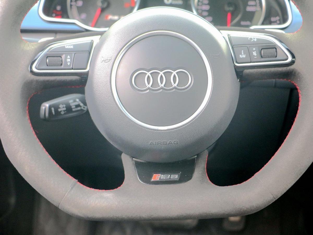 奥迪 奥迪RS 5  2014款 RS 5 Coupe 特别版图片