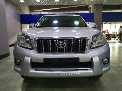 豐田 普拉多  2010款 2.7L 自動豪華版圖片