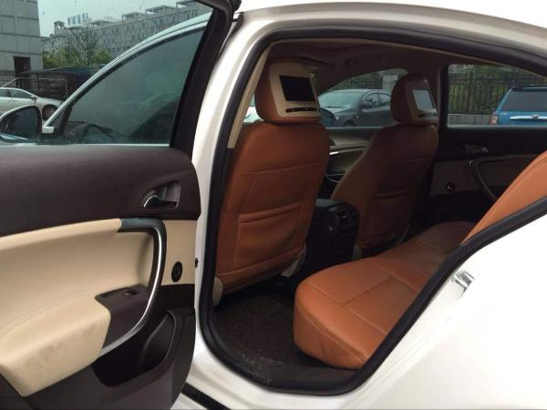 【鞍山】2011年9月别克君威2.4sidi舒适版白色自动档长沙奥迪a6二手车图片