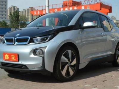 宝马 宝马i3  i3 BMW i3 升级款增程型图片