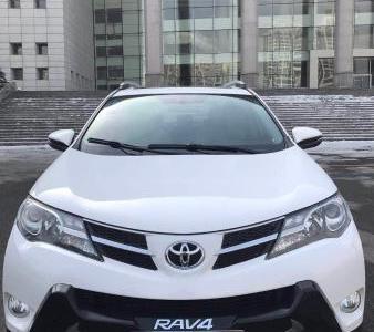 丰田 RAV4  2.0L CVT风尚版图片