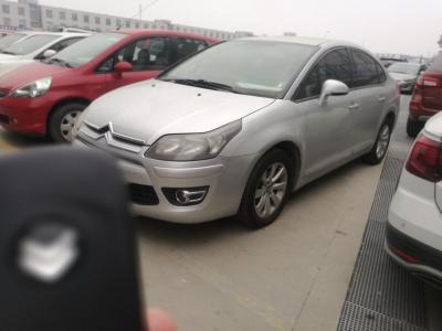 2012年3月 雪铁龙 世嘉 三厢 1.6L 自动品享型图片