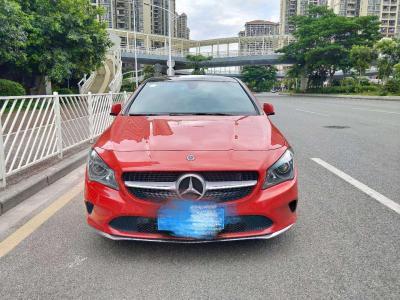 奔驰 奔驰CLA级  2019款 CLA 200 时尚型图片