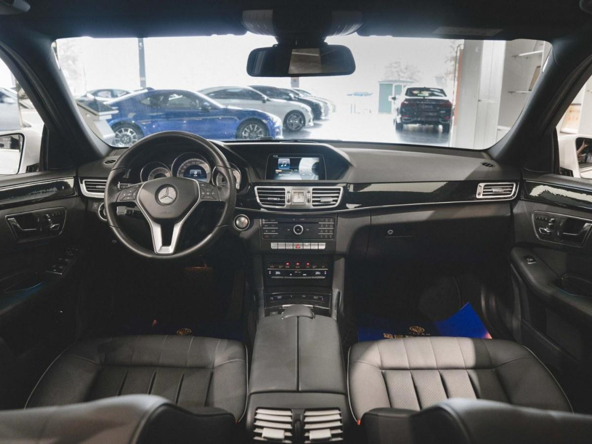 奔驰 奔驰E级  2015款 改款 E 260 L 运动型图片