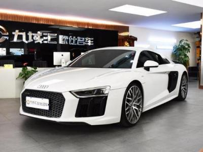 奥迪 奥迪R8  R8 Coupe 5.2 performance