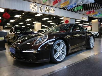 2014年7月 保时捷 911 Carrera 3.4L Style Edition图片