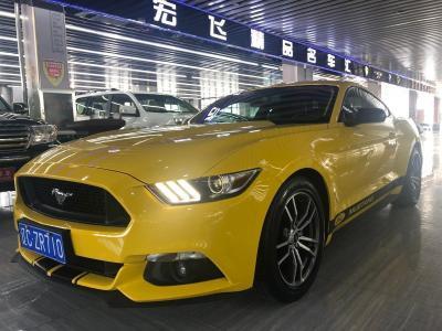 2016年8月 福特 Mustang  2.3T 運動版圖片
