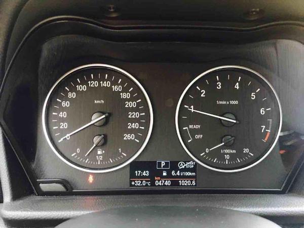 宝马 宝马2系  218i Active Tourer 1.5T 领先型图片