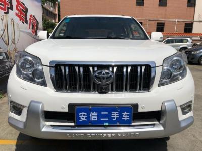 丰田 普拉多  2010款 4000 VX NAVI图片