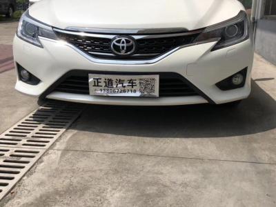 2015年1月 丰田 锐志 2.5S 菁锐版图片