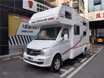 2019年7月 C型旅居房车2019款上汽大通2.5 AMT自动 图片