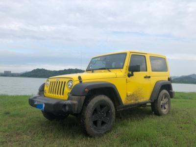2013年10月 Jeep 牧馬人(進口) 3.6L Rubicon 兩門版圖片