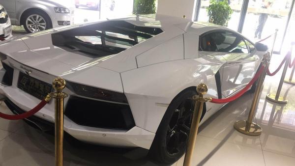兰博基尼 埃文塔多  LP700-4 Roadster 6.5图片