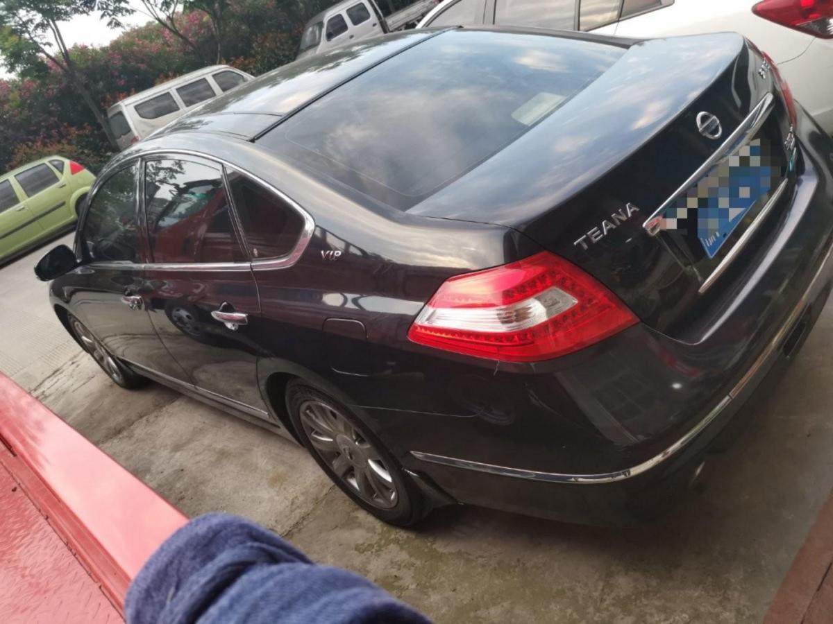 日产 天籁  2008款 公爵 3.5L XV VIP至尊版图片