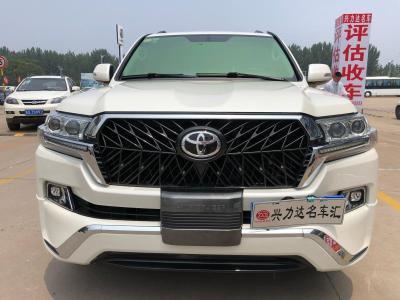 丰田 兰德酷路泽  2016款 4.0L 自动VX