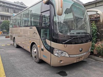 2016年8月 宇通客车37座图片