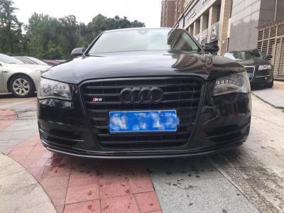 2014年10月 Audi 奧迪S8(進口) S8 4.0TFSI quattro圖片
