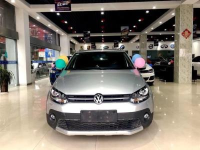 大眾 Polo  2012款 1.6L Cross Polo MT