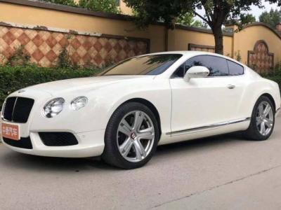 2013年5月 宾利 欧陆  4.0T GT V8 S 标?#21450;?#22270;片