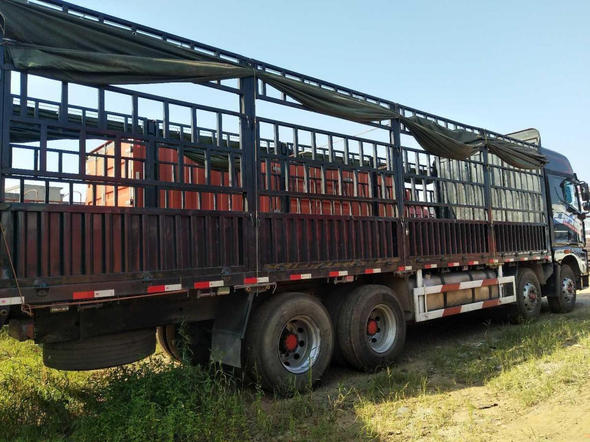 解放jH6前四后八货车,国五排放图片