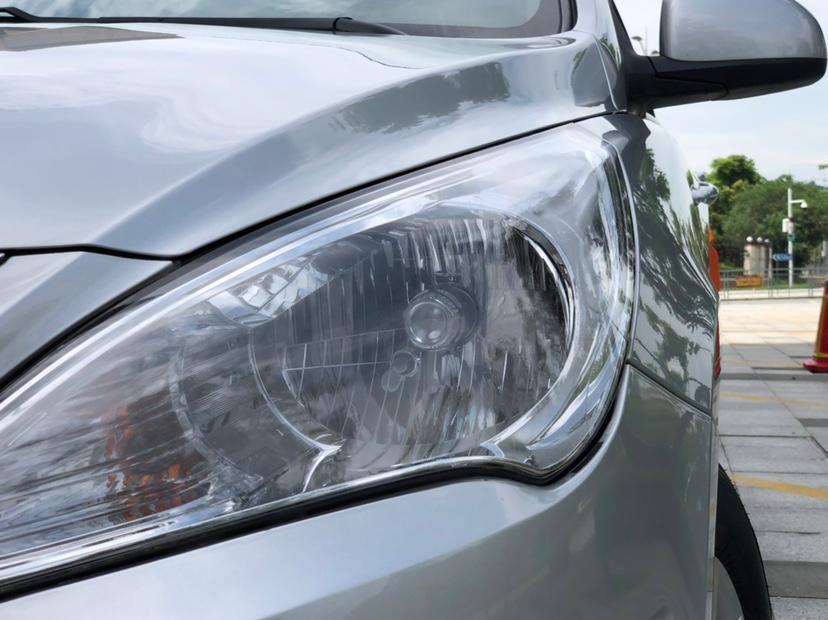 现代 瑞纳  2010款 三厢 1.4L 自动舒适型GS图片