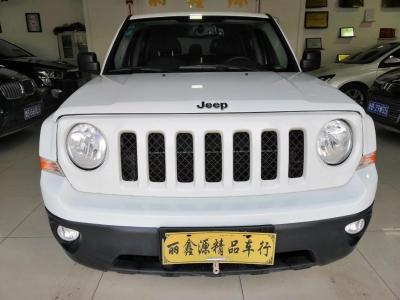 2014年12月 Jeep 自由客(进口) 2.0L 运动版图片