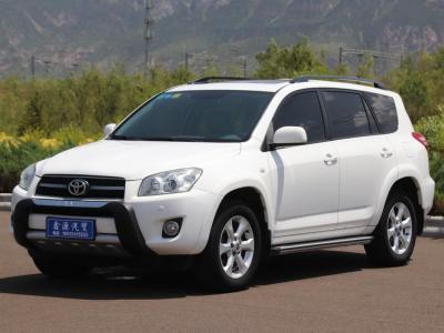 2011年1月 豐田 RAV4榮放 2.4L 自動豪華升級版圖片
