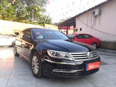 2013年10月 大众 辉腾(进口) 3.0L 商务型图片