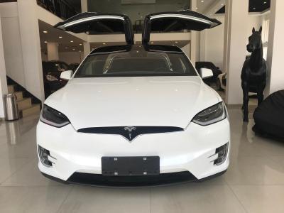 2017年7月 特斯拉 Model X  Model X 60D圖片