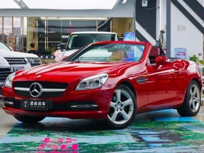2014年1月 奔驰 奔驰SLK级(进口) SLK 200 时尚型图片