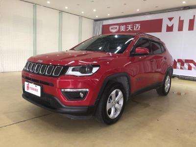 2018年1月 Jeep 指南者 200T 自動家享版圖片