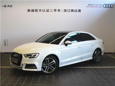 Audi Audi A3  2018款 30周年年型 Limousine 35 TFSI 运动型?#35745;?/>                         <div class=