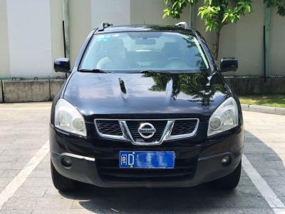 日产 逍客  2011款 2.0XV 雷 CVT 2WD